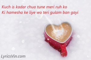 Love Shayari Roantic Shayari lyricsvin sad shayari
