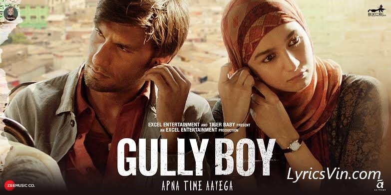gully boy lyrics
