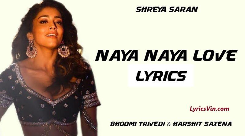 Naya Naya Love Lyrics