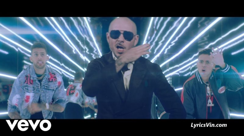 Further Up Lyrics Pitbull