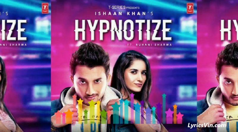 hypnotize lyrics