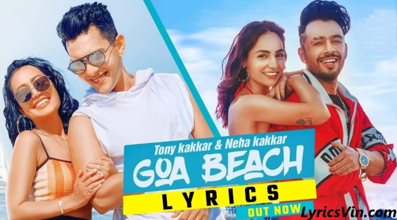Goa beach lyrics