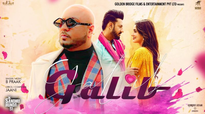 galib b praak lyrics