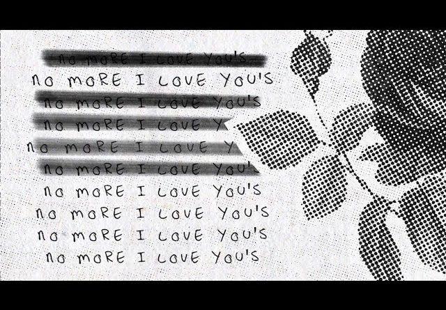 I Love You's Lyrics