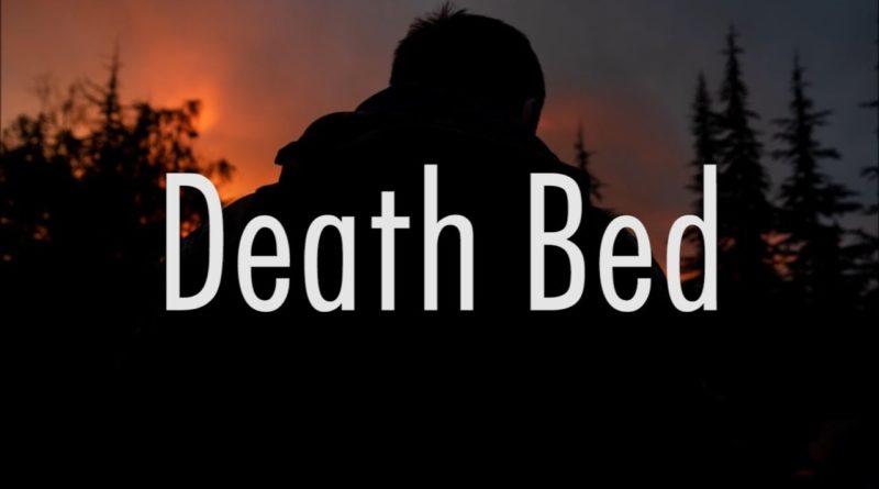 death bed lyrics