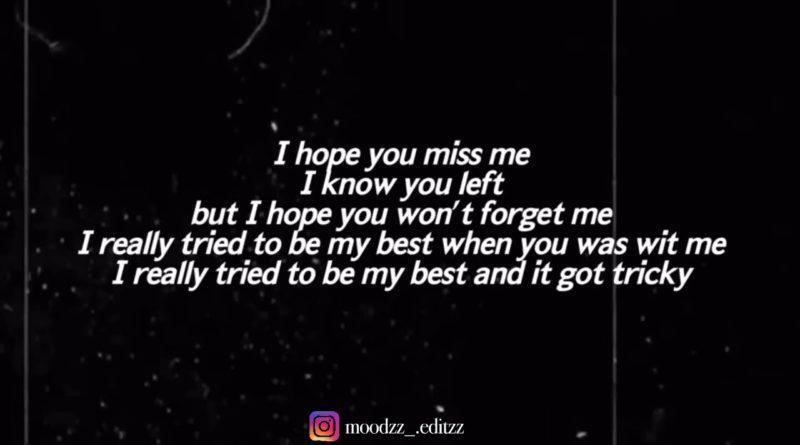 Miss-Me-lyrics