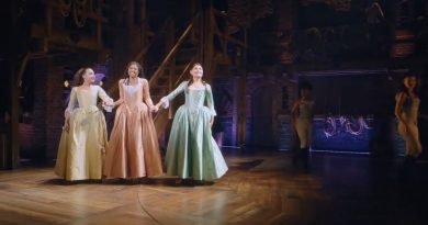 The Schuyler Sisters Lyrics  –  Original Broadway Cast of Hamilton