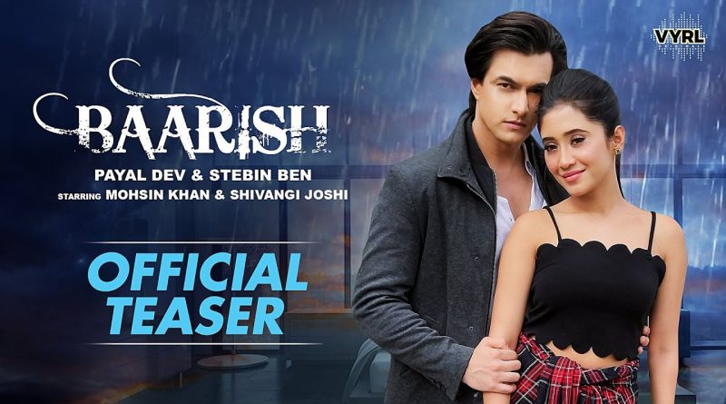 BAARISH-LYRICS-PAYAL-DEV-X-STEBIN-BEN