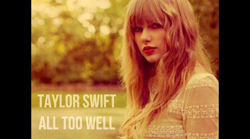All-Too-Well-Lyrics