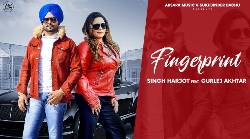 FINGER-PRINT-LYRICS-SINGH-HARJOT