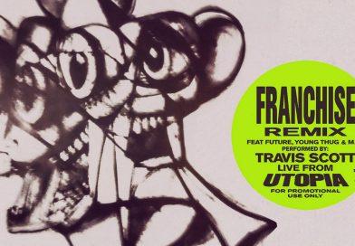 FRANCHISE--Remix--Lyrics