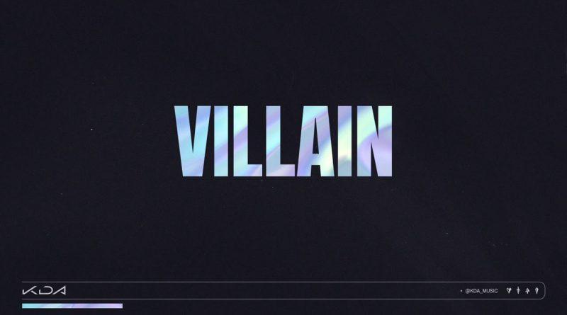 VILLAIN-Lyrics