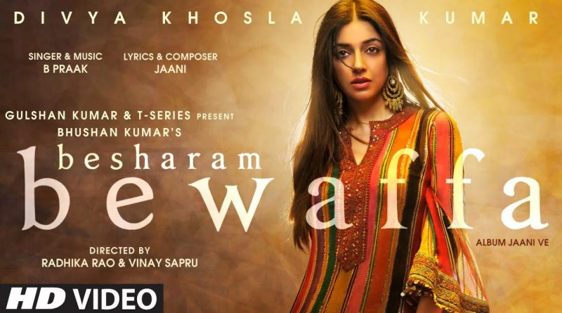 Besharam-Bewafa-Song-Download-Mp3-Lyrics