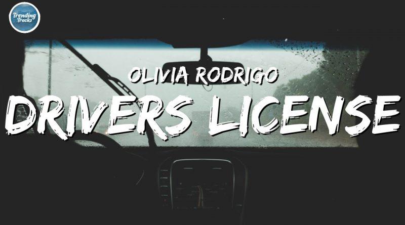 drivers-license--Clean--Lyrics