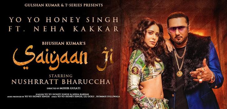 SAIYAAN-JI-LYRICS-Yo-Yo-Honey-Singh-x-Neha-Kakkar