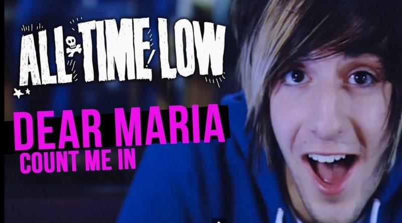 Dear-Maria--Count-Me-In-Lyrics