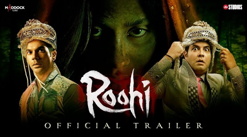 Roohi Trailor