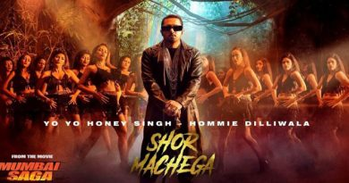 SHOR-MACHEGA-LYRICS-MUMBAI-SAGA---YO-YO-HONEY-SINGH