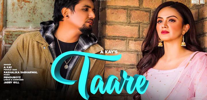TAARE-LYRICS-A-KAY