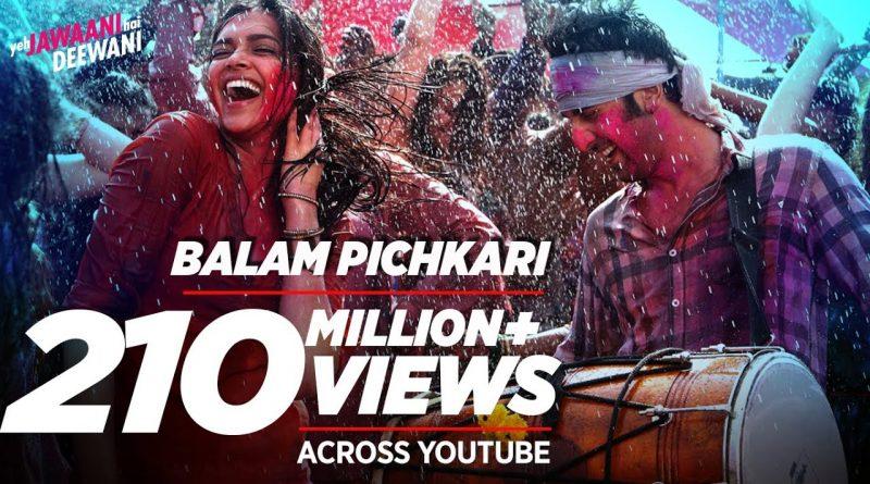 Balam-Pichkari-Lyrics